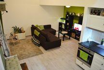 Modern lakás
