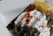 TURKISH FOOD -TURKCE YEMEK