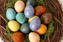 Easter Ideas and Recipes