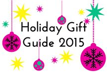 2015 Holiday Gift Guide / A gift guide for the home chef, cook, or food lover in your life.