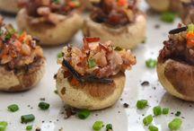 Vegan appetizers / by The Curvy Vegan