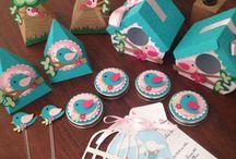 Festa Passarinho / Aceitamos encomendas! Entre em contato conosco via whatsaap: (27)99233-7631 ou email: bysteph.papelariapersonalizada@yahoo.com.br  site: www.elo7.com.br/bysteph
