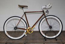 Diseño Wittrail Fixie Madera / hemos creado nuestra Fixie Madera Wittrail wood