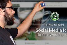 Integrate Social Media into your WordPress Website