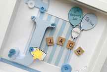 Baby boy & girl diy