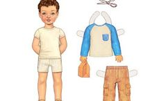 Sewing kids patterns owned