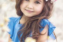 Small Children Portraits