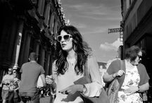 Street photography: my own / A selection of my own street photography.