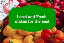 Local and Fresh Make for the Best