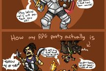 RPG and Fantasy