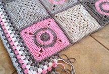 Quadradinhos de lã