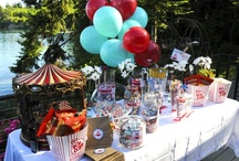 PARTY THEME - Little Circus