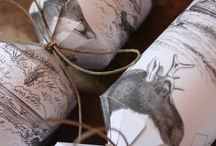 Christmas Table Decorations / Searching for Christmas table decorations? Don't forget the finishing touches when setting your table ready for Christmas dinner this year, here's some inspiration!