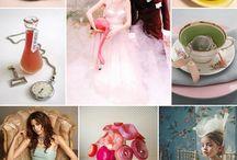 Wedding ideas / Alice in Wonderland
