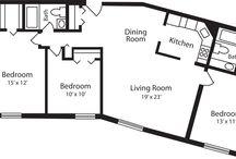 Hummingbird Pointe Floor Plans / Floor Plans