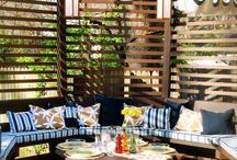 Deck and Garden ideas