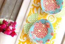 Crafty | Floral / by Tammy @ Not Just Paper and Glue