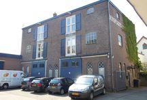 BAARN - STAD en GEMEENTE / INDUSTRIEEL ERFGOED IN DE GEMEENTE BAARN USINE provincie Utrecht