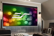 Home Theater Projection Screen