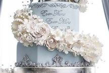 Wedding Cake Idea's for Brides / This is our idea's board for brides who just don't know quite what they are looking for