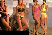 80's swimwear