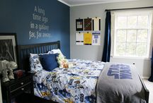 Boys room / by Clara Dostal