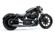 Bikes. Motocykle