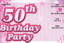 Birthday Design Invitations