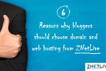Recent Blog / Is it because of our #webhosting‬   solutions, our user-friendly #support  or our economical prices? Read our #blog‬   to know why we are considered by #bloggers  as a #blogging   fraternity friendly host. :)