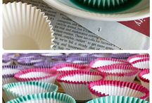 DIY and other crafty ideas :) / by Rebecca Perry