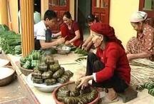Tet holiday in Viet Nam / by Mèo Bụ Bẫm