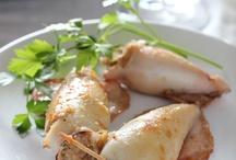 Calamari e altro / Cucina