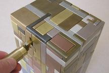 puzzle box / станки