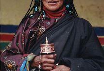 tibetische Tracht