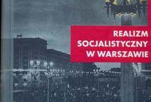 Odbudowa powojenna, Warszawa PRL-u