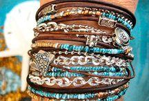 Bracelets / by Amy Matchan
