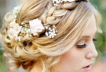 Wedding Hair / by Nicole Veatch