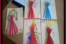 princesses de papier