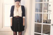 좋아하는 여성 패션