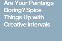 How to improve your painting