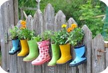 great ideas :: garden, decor e etc.