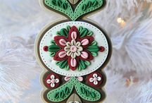 Natale polymer clay