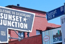 Silverlake / Urban, Edgy, Studded Rock and Roll / by Forest and Culver F&C