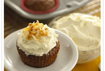 Desserts with Cheese / The sweet side of delicious cheese!