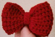 Crocheted Headbands & Hairbows / by Diana McAdams