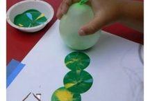 Printmaking ideas for kids