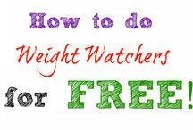 Weight watchers / Information on WW / by Joan Jerome