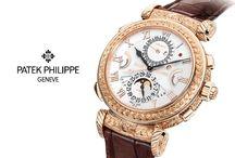 Patek Philippe / Découvrez l'une des plus belles manufactures de montres de haute horlogerie et surtout ses magnifiques créations.