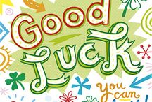 EXAMS- GOOD LUCK!