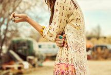 Free the damsel / Women fashion, boho inspired.